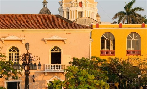 UNESCO World Heritage Old Town of Cartagena
