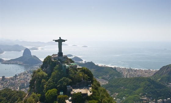 Take a visit to Corcovado Mountain to see the iconic Christ the Redeemer Statue