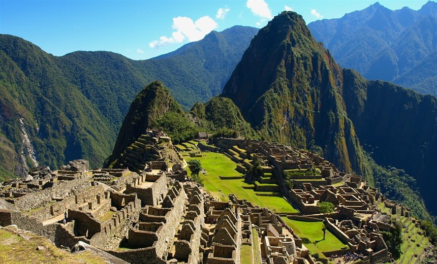 Five things you need to know before you trek Machu Picchu : Section 1