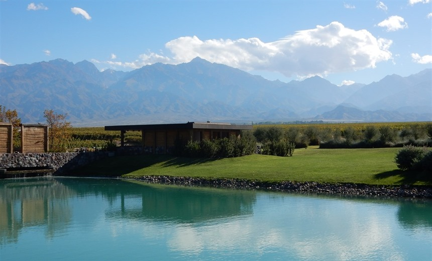 Malbec and Sauvignon; wine tasting travels through Argentina and Chile : Section 6