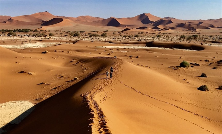 Five amazing experiences in Namibia  : Section 3