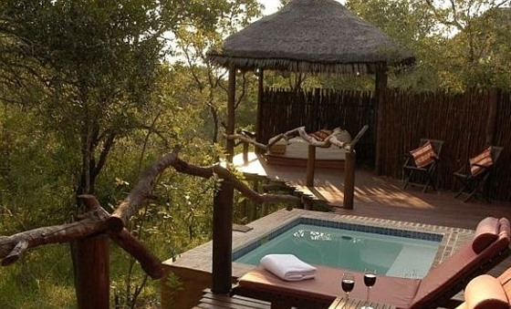 Top five South Africa Safari lodges : Section 4
