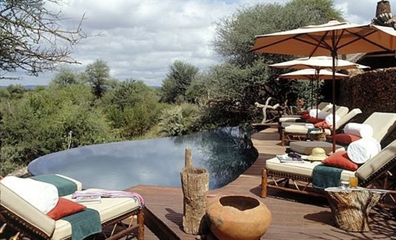 Top five South Africa Safari lodges : Section 6
