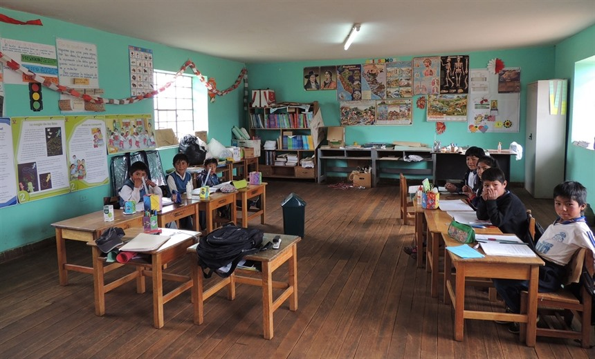 Spread your wings: a tale of responsible travel in Peru : Section 5