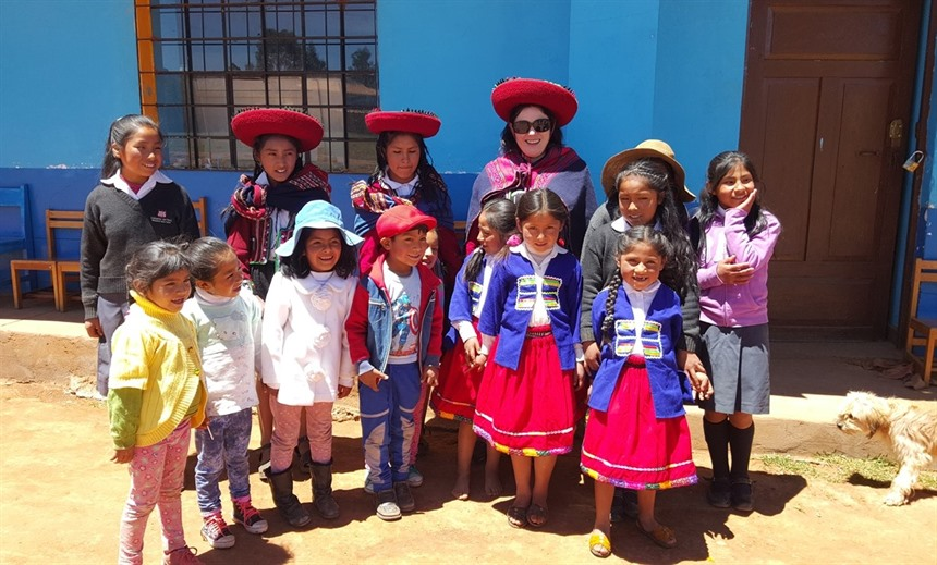 Spread your wings: a tale of responsible travel in Peru : Section 10