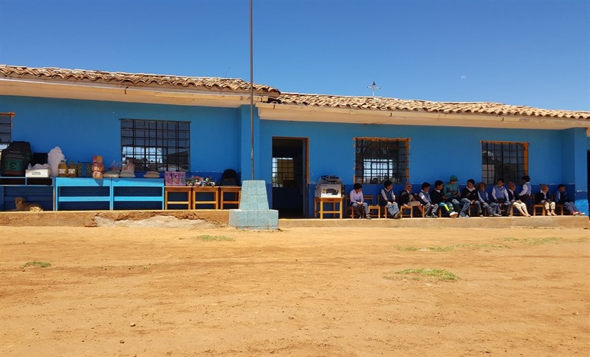 Spread your wings: a tale of responsible travel in Peru : Section 11