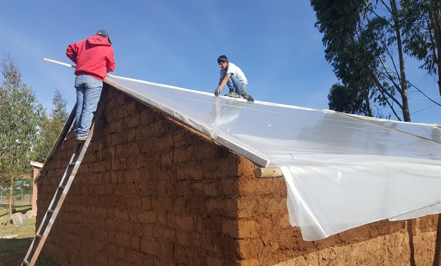Spread your wings: a tale of responsible travel in Peru : Section 7