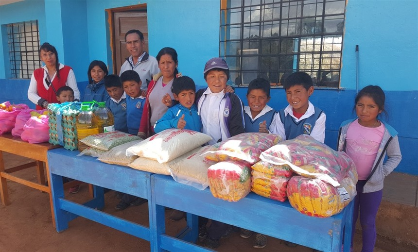 Spread your wings: a tale of responsible travel in Peru : Section 4