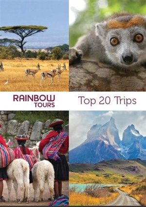 Rainbow Tours - Top 20 Trips 2015/16