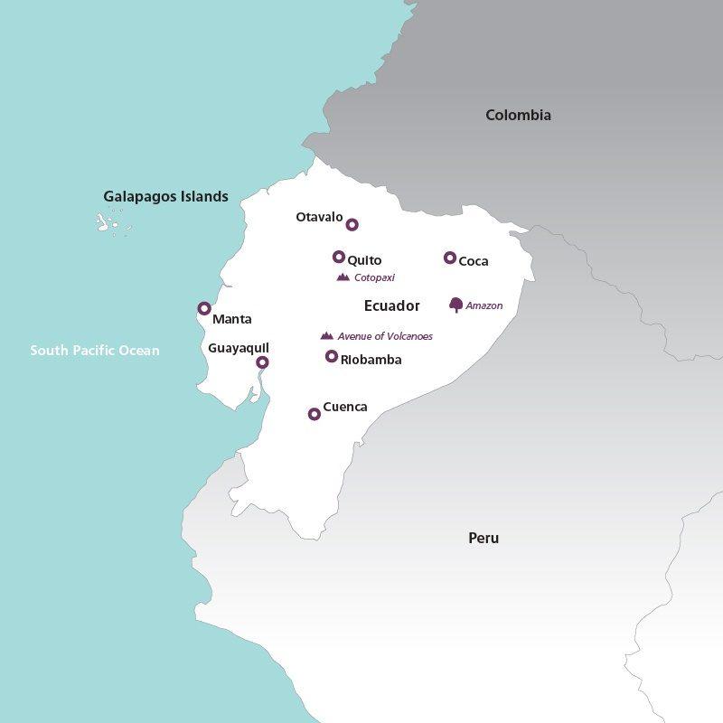 Ecuador Adventure Holidays 2019/2020