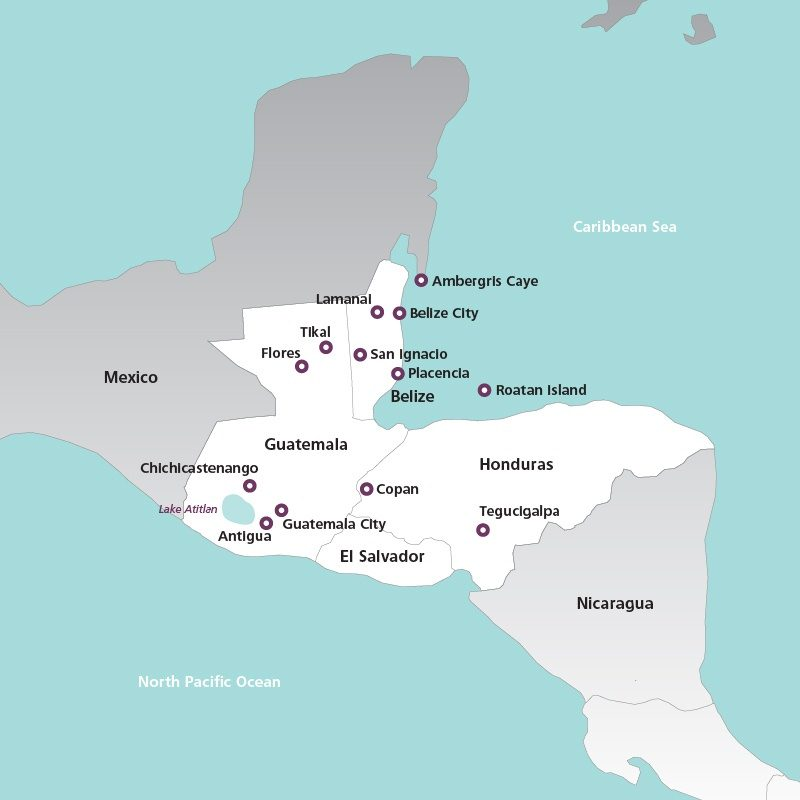 Honduras Holidays 2019/2020 | Rainbow Tours