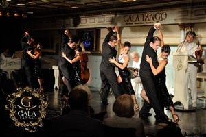 Gala Tango Show and dinner 1