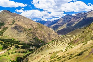 Sacred Valley panorama