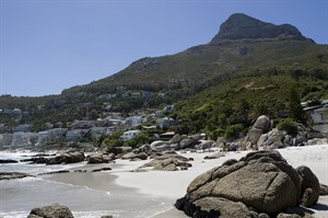Clifton Beaches
