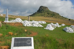 Battlefields Tour Isandlwana 1
