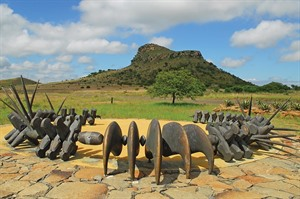 Battlefields Tour Isandlwana 2