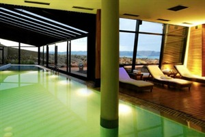 Design Suites El Calafate, pool