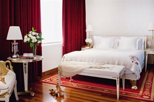 Room at Faena Hotel & Universe