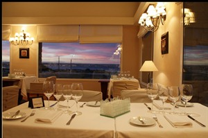 Dining at Hotel Territorio