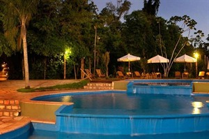 Swimming Pool at La Aldea de la Selva