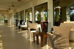 Veranda Cafe at Panoramic Hotel