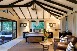 Room example at Copal Tree Lodge