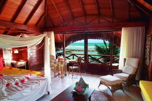 Nannai Beach Resort, Master Bungalow