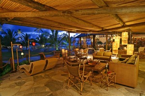 Nannai Beach Resort, Lounge