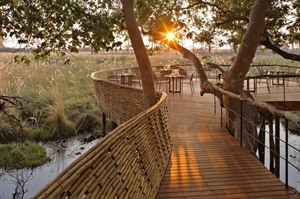 &Beyond Sandibe Safari Lodge 5