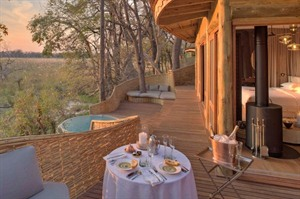 &Beyond Sandibe Safari Lodge 6