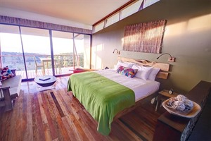 Chayote Lodge bedroom