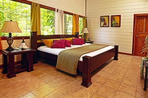 Evergreen Lodge Bedroom