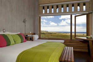 Bedroom at Explora Rapa Nui
