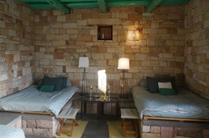 Gerhalta Lodge Bedroom