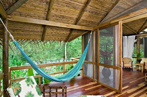Pacuare Lodge hammock