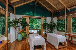 Spa at Pacuare Lodge