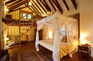 Finch Hatton Suite Giraffe Manor - The safari collection