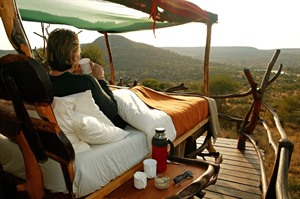 Loisaba Tented Camp & Star Beds 1