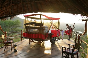 Loisaba Tented Camp & Star Beds 10