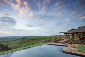 Loisaba Tented Camp & Star Beds 6