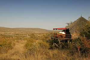 Loisaba Tented Camp & Star Beds 7