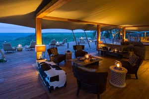 Loisaba Tented Camp & Star Beds 8