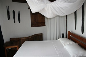 Room interior at Anakao Ocean Lodge & Spa