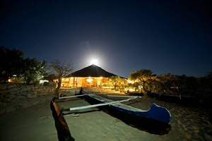 Nighttime at Anakao Ocean Lodge & Spa