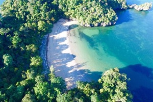Morombe Bay is a 'must' for any guests at Anjajavy
