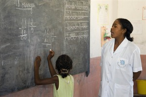 Anjajavy supports education programs in 4 local villlages. Guests may visit the villages on request