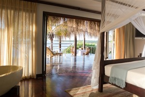Bedroom at Anantara Bazaruto Island Resort & Spa