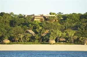 Exterior of Anantara Bazaruto Island Resort & Spa