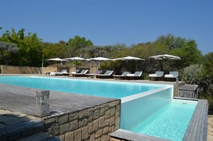 Swimming Pool at Le Paradisier