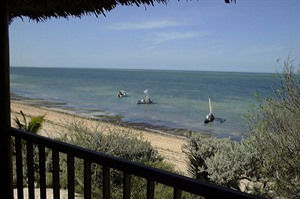 Mozambique Channel from Le Paradisier
